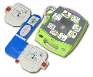 AED Zoll Elektrodenset