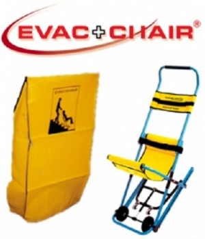 Evac Chair 300H met Tas
